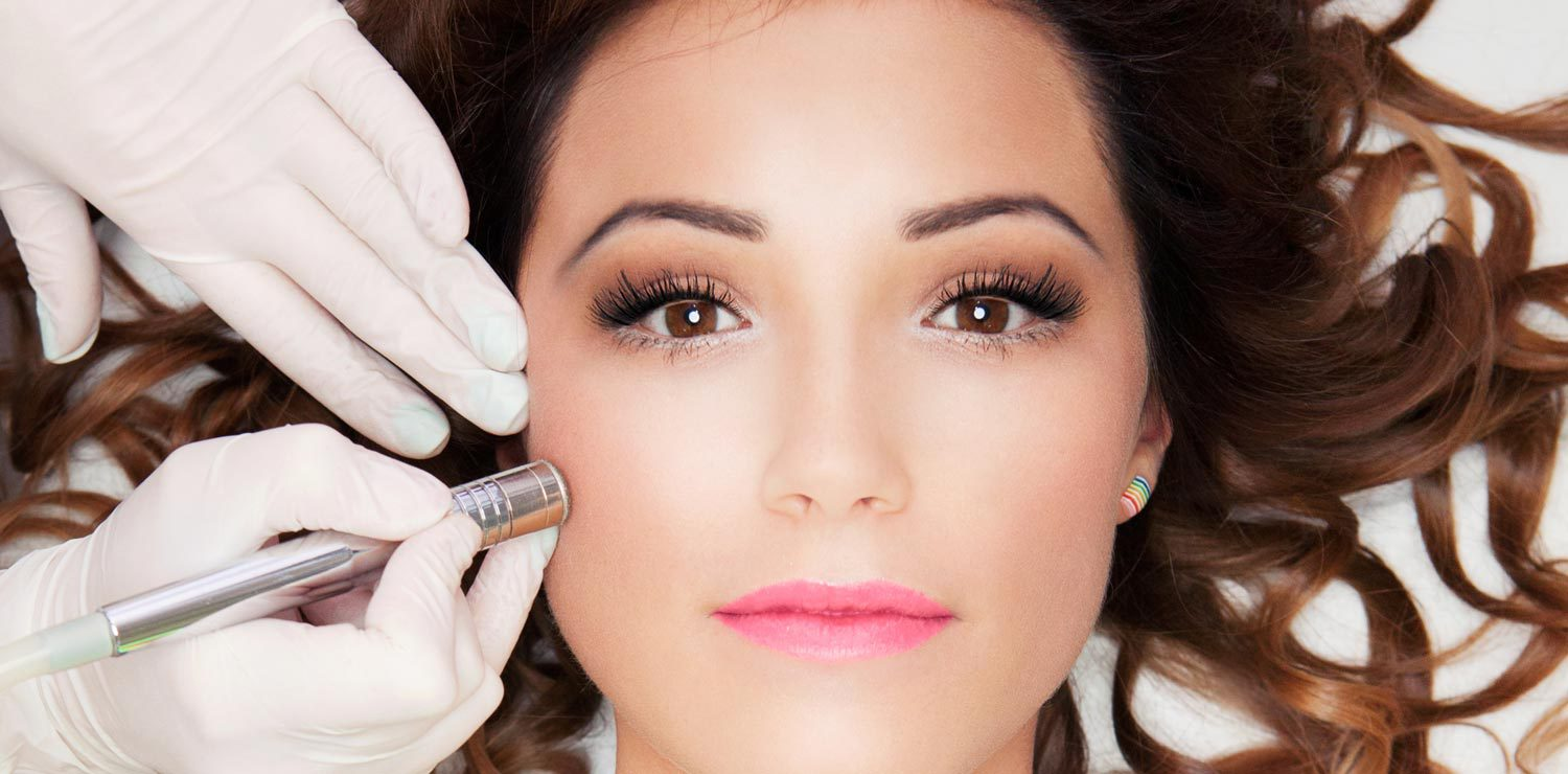 Microdermabrasion is effective in removing Age Spots.