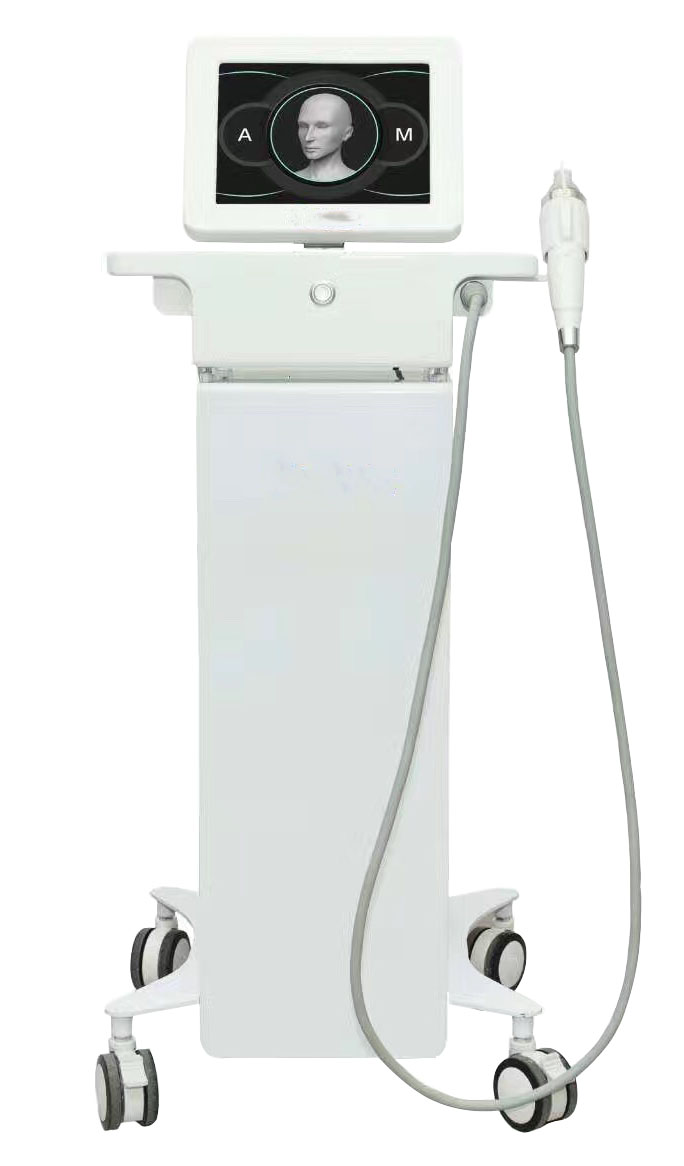 Unit with stand