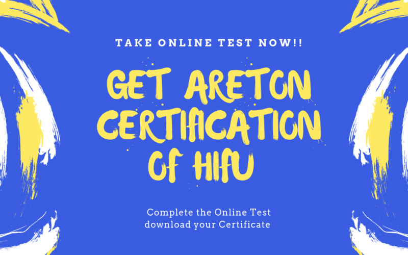 HIfu Training and Certification