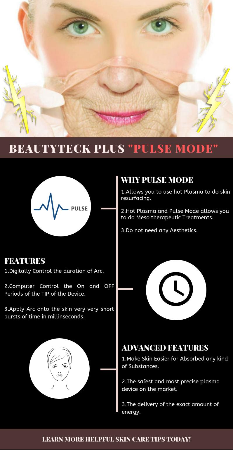 Beautyteck Plus Pulse Mode