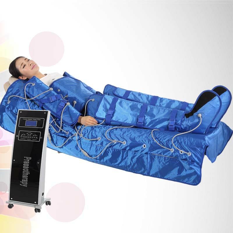 Air pressure body slimming suit